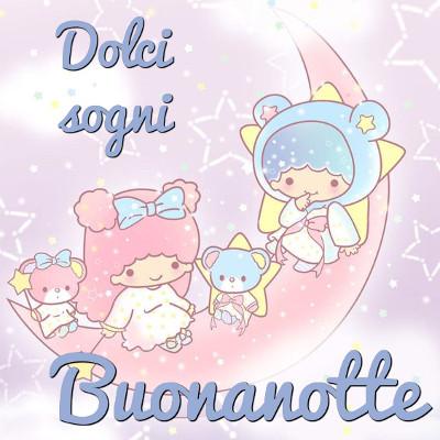 Dolci sogni buonanotte