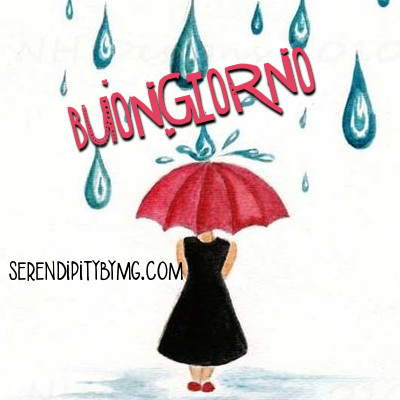 Buongiorno pioggia, nuove e bellissime immagini per augurare il buon giorno, da scaricare gratis