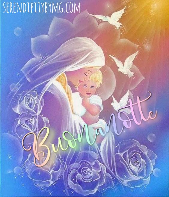 Buonanotte Gesù, la raccolta di immagini dedicate a Gesù e alla Madonna, da scaricare gratis, per dare la buona notte ai tuoi amici di Facebook e WhatsApp