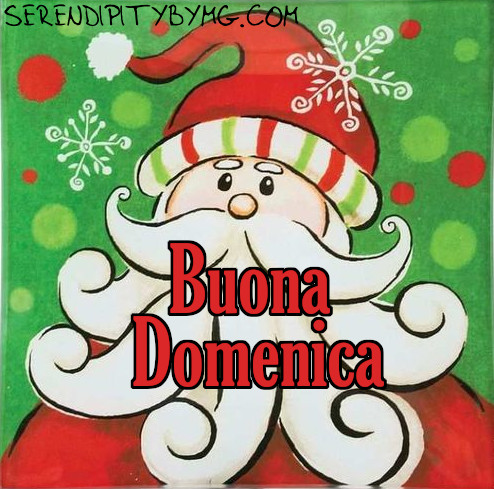 Buongiorno Buonanotte Natale Serendipity