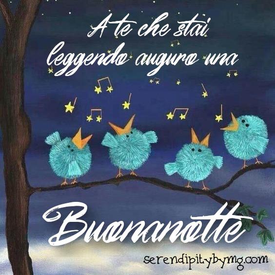 Buonanotte Immagini Nuove Serendipity