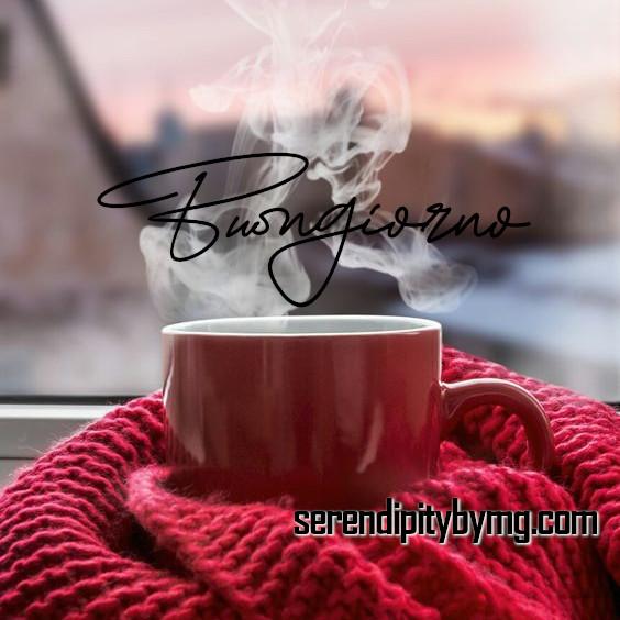 Buongiorno caffè inverno